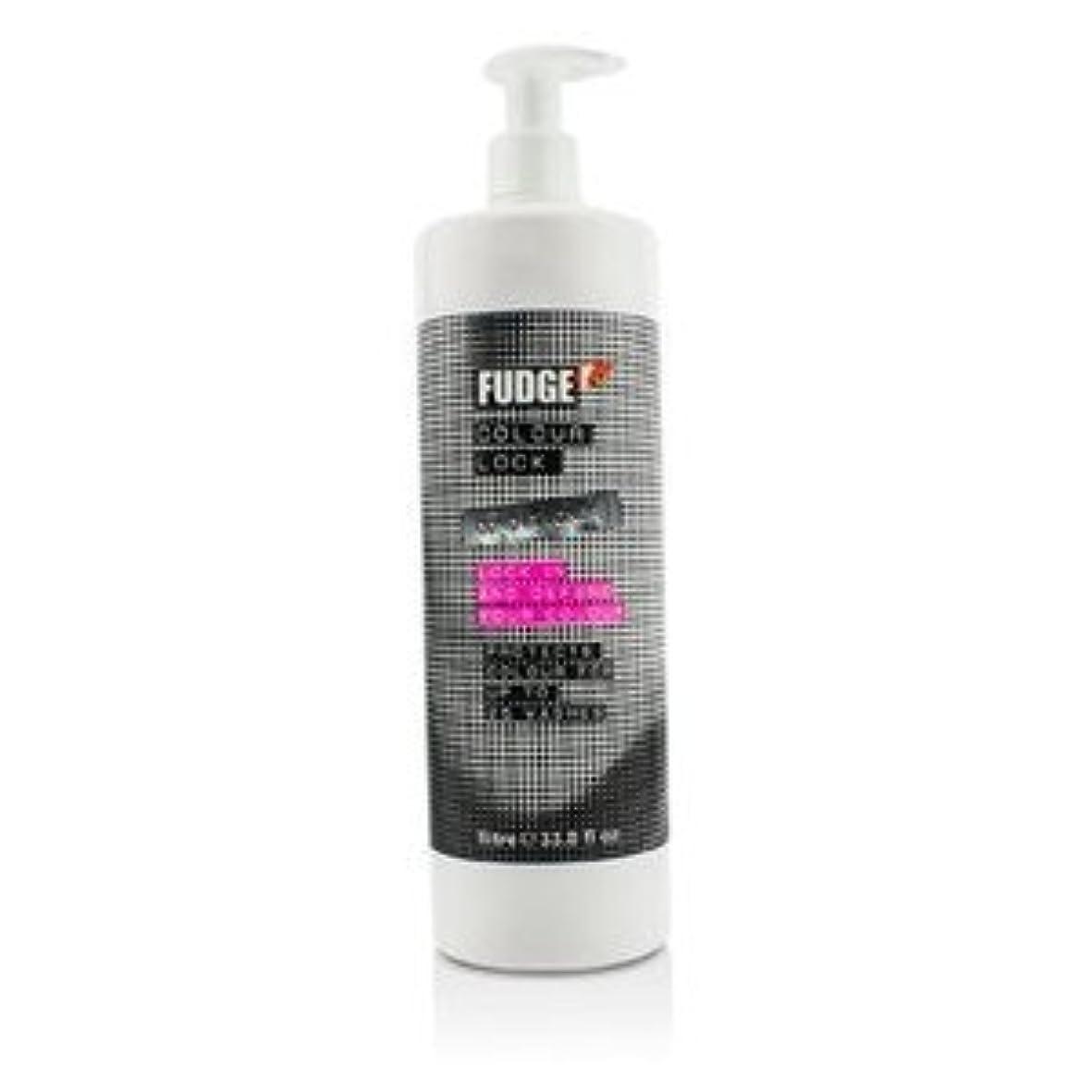 Fudge カラー ロック コンディショナー(For Lasting Vibrancy&Colour Happy Hair) 1000ml/33.8oz [並行輸入品]