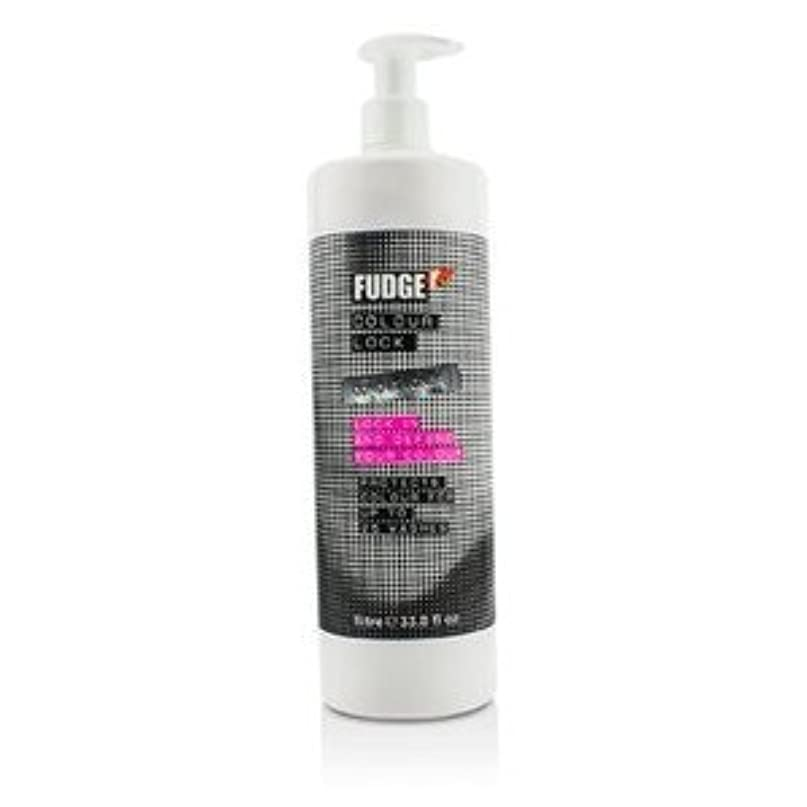 乱暴なあいまい先例Fudge カラー ロック コンディショナー(For Lasting Vibrancy&Colour Happy Hair) 1000ml/33.8oz [並行輸入品]