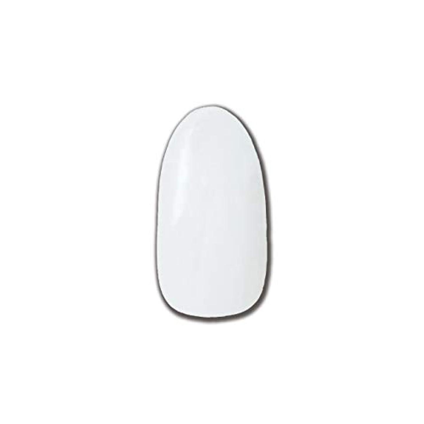 だますヒョウ削るT-GEL COLLECTION カラージェル D195 チタンホワイト 4ml