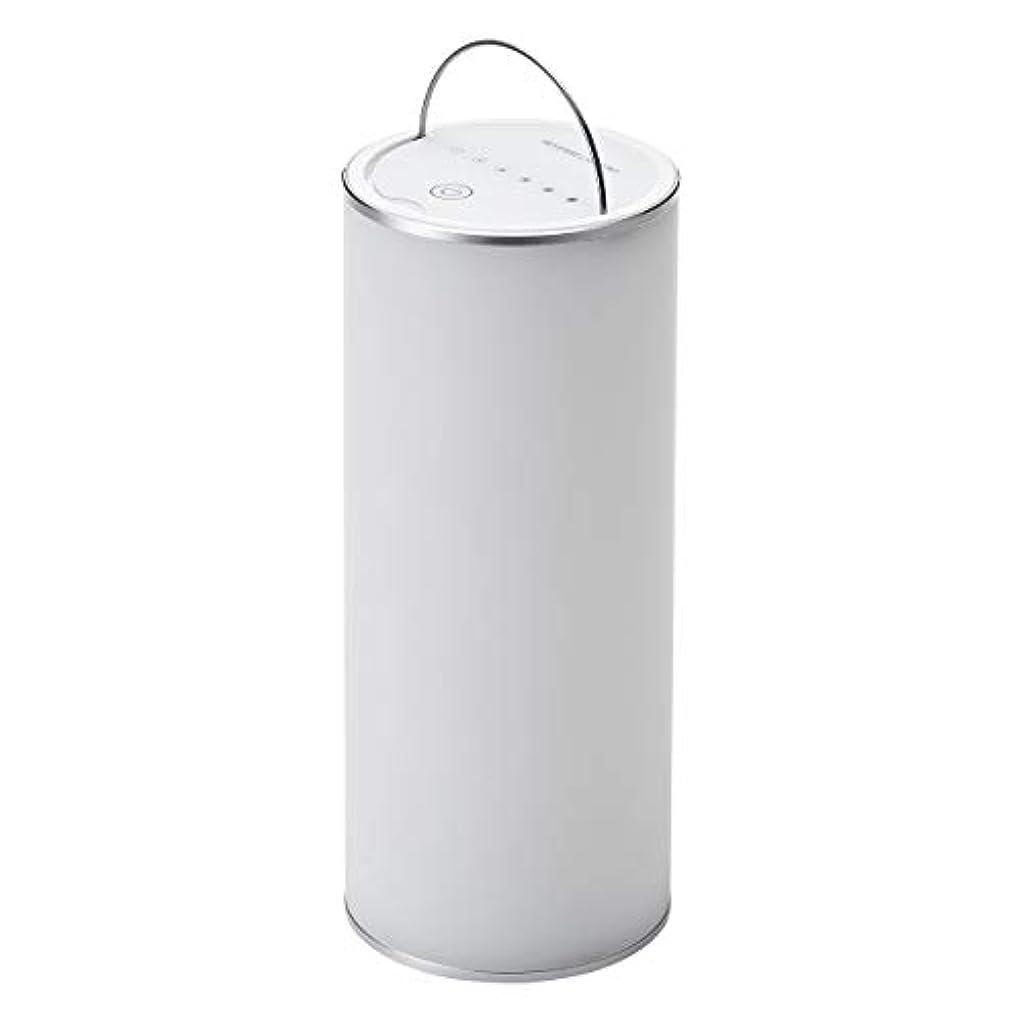 特権的リスキーな二週間サンワダイレクト LEDライト 充電式 明るさ6段階 昼白色/電球色 上下回転で色切替 取っ手付き 800-LED025