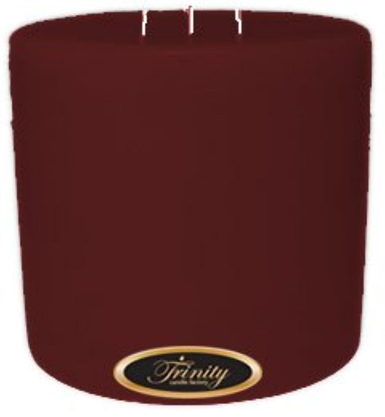 扇動するイライラするおとうさんTrinity Candle工場 – Mulberry – Pillar Candle – 6 x 6