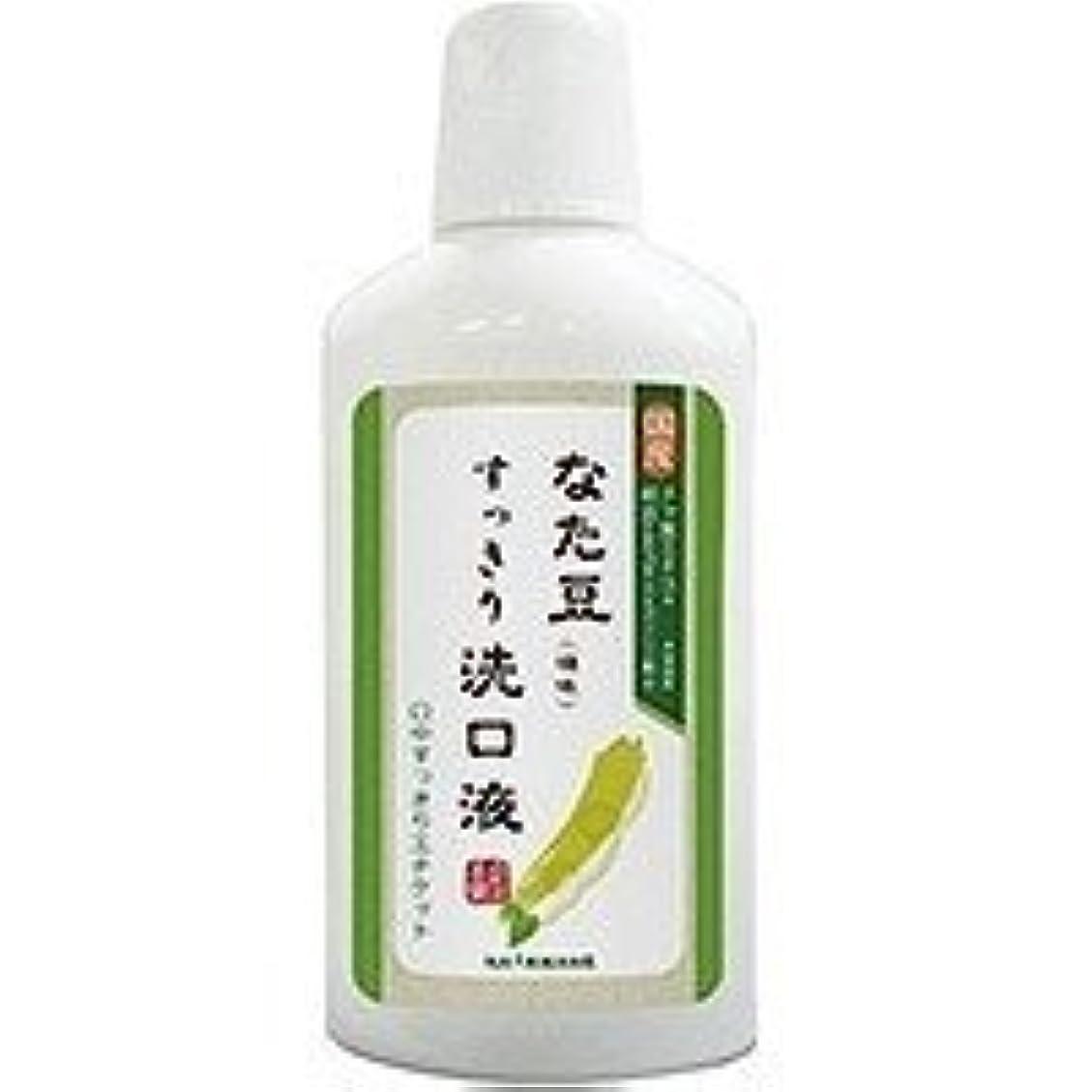 サミットシーズンジレンマ株式会社三和通商 なた豆 すっきり 洗口液(500ml)