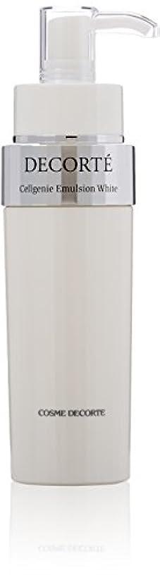 素敵な最も遠い手つかずのコスメ デコルテ(COSME DECORTE) セルジェニー エマルジョン ホワイト 200ml[並行輸入品]