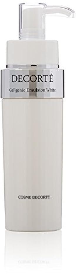 啓発する側溝褐色コスメ デコルテ(COSME DECORTE) セルジェニー エマルジョン ホワイト 200ml[並行輸入品]