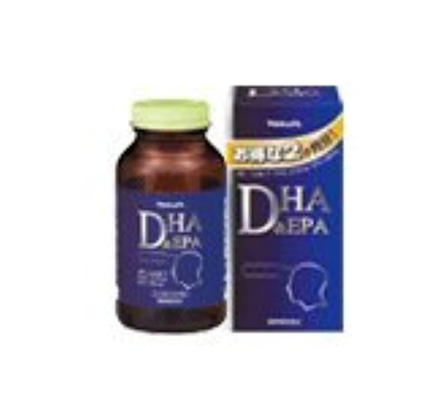 不一致チョコレート機密ヤクルトヘルスフーズDHA&EPA徳用(240粒)3箱