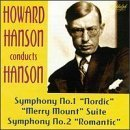 Howard Hanson Conducts Hanson: Symphonies 1 & 2 / Merry Mount Suite (1996-05-03)