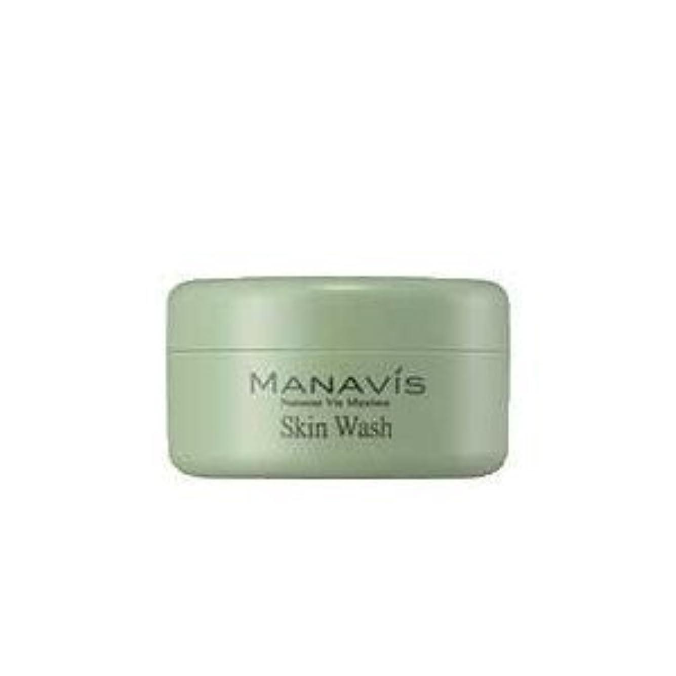 前書き病弱非常にMANAVIS マナビス化粧品 薬用スキンウォッシュ d