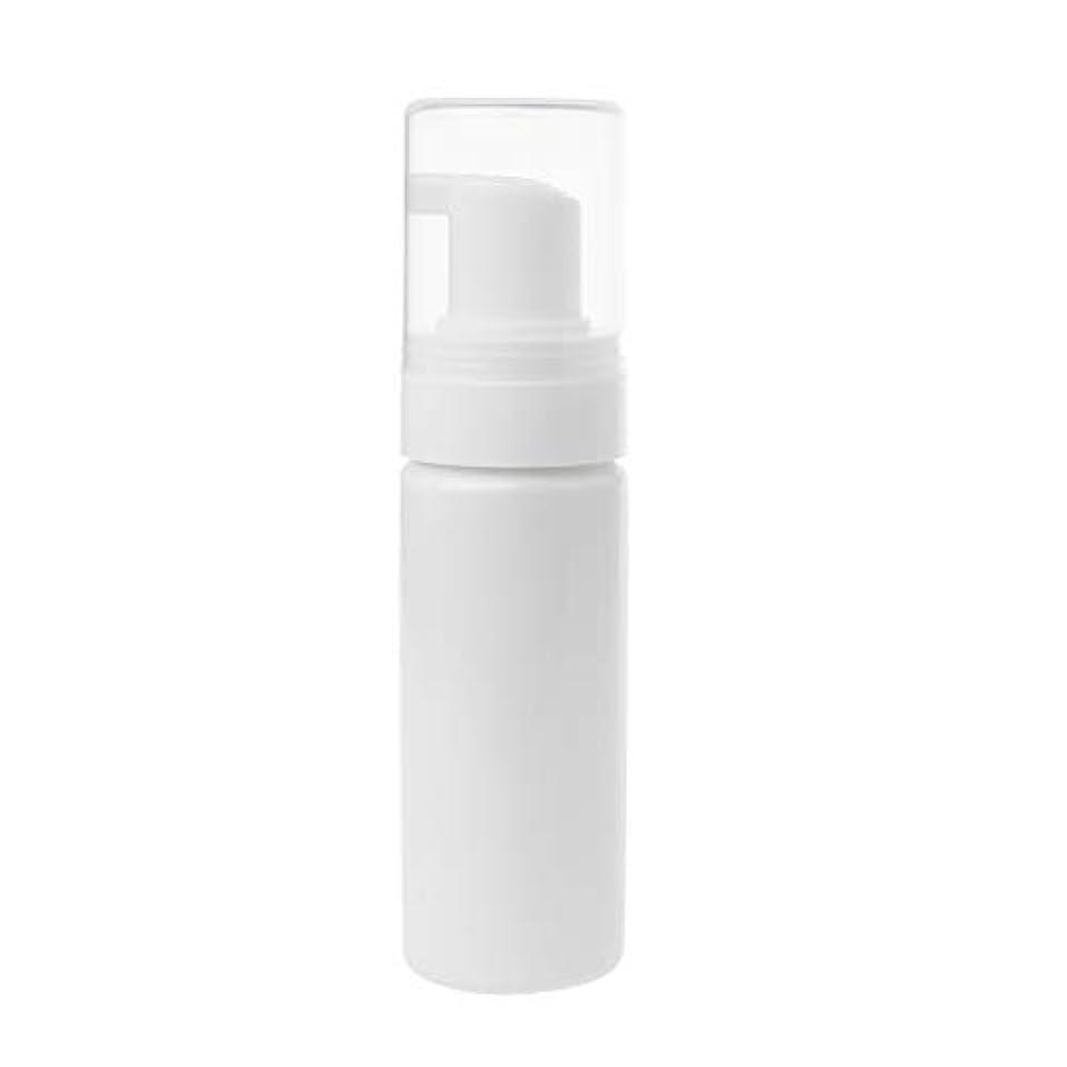 識別評論家強いますDabixx クリーニング旅行のための50ml空の泡立つびん旅行石鹸の液体の泡のびん - A#