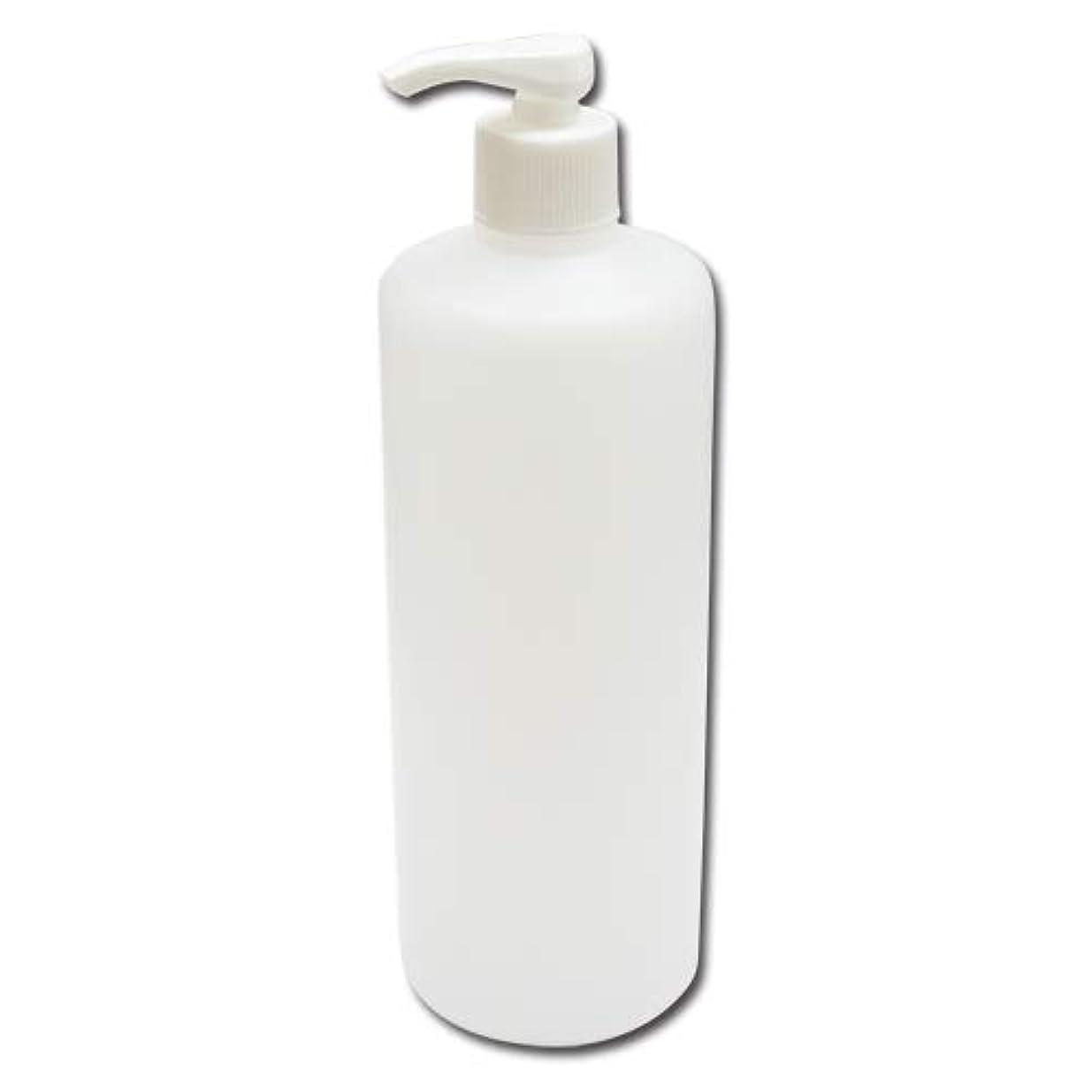 アレンジゼリー証人ポンプボトル詰め替え容器500ml│ディスペンサー詰め替え容器/業務用シャンプー?ボディーソープの小分けにポンプ容器 広口タイプ