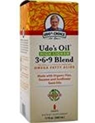 Udo's Oil High Lignan 3-6-9 Blend 17 fl.oz 4個パック