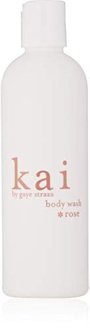 キャンパスハウジング液化するkai fragrance body wash *rose (カイフレグランス ボディウォッシュ ローズ)