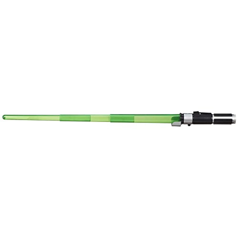 Star Wars Yoda Electronic Lightsaber Toy [並行輸入品]