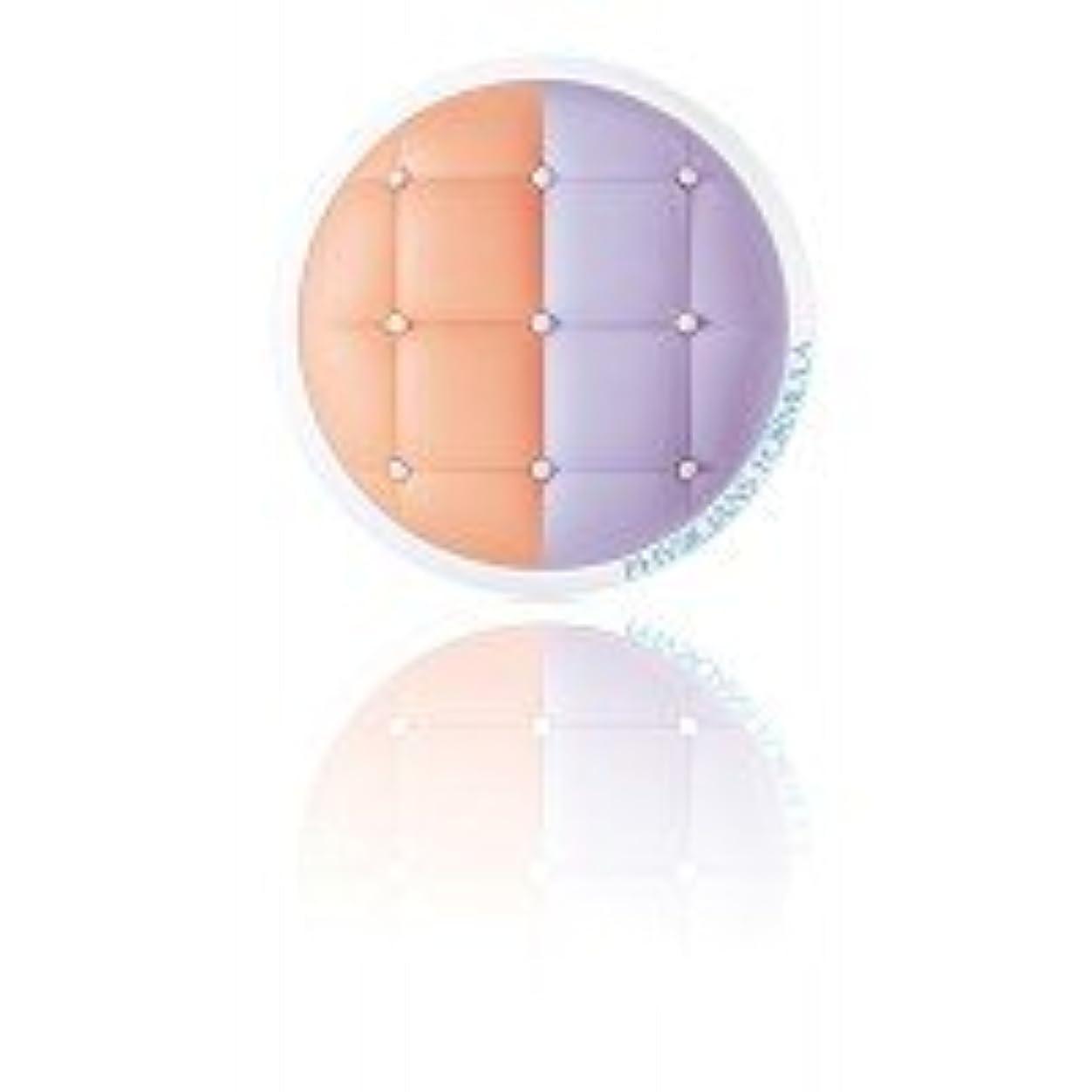 植物の辞任する件名ミネラルウェア クッションコレクター+プライマーデュオ Peach/Lavender MCC02