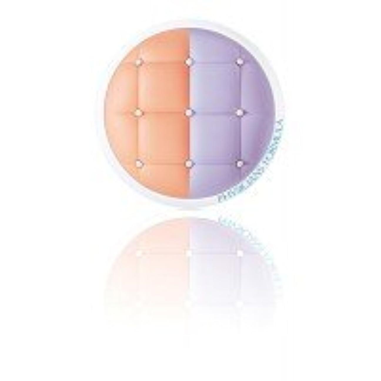 自動的にオリエント時計ミネラルウェア クッションコレクター+プライマーデュオ Peach/Lavender MCC02