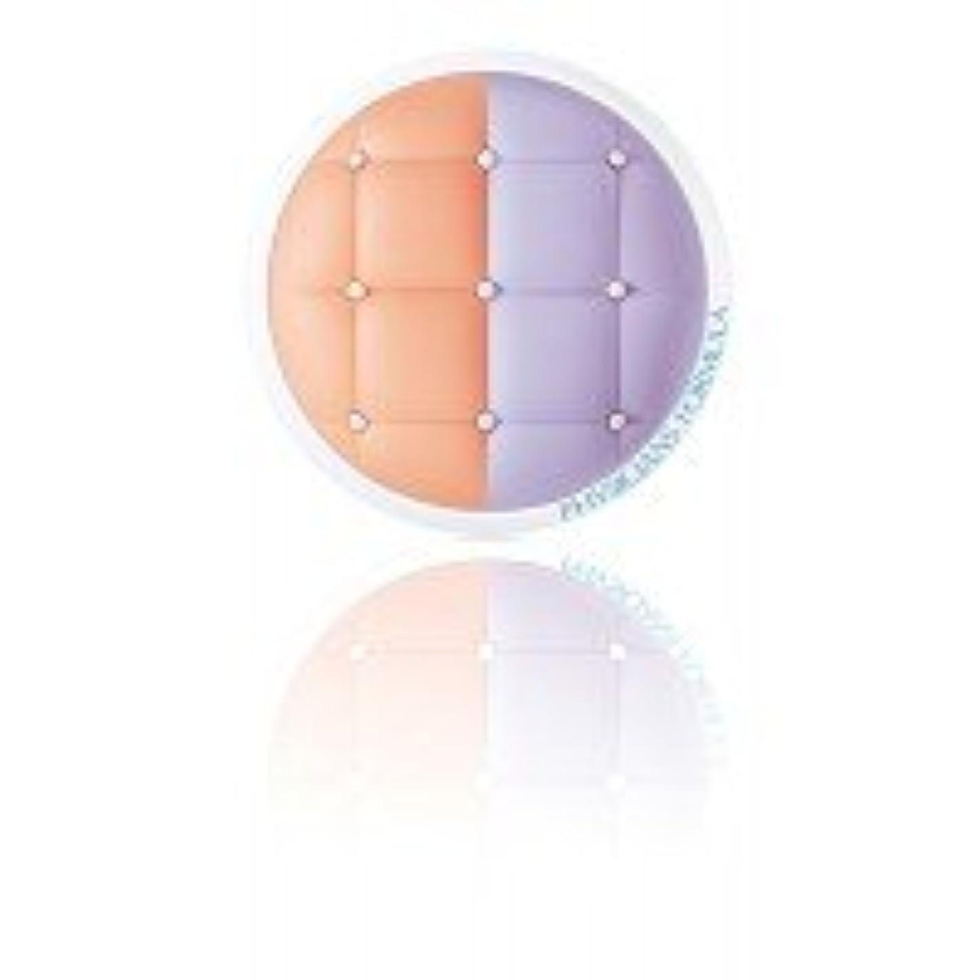 人工原子制裁ミネラルウェア クッションコレクター+プライマーデュオ Peach/Lavender MCC02