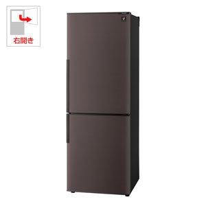 シャープ プラズマクラスター搭載 冷蔵庫 270L(幅54....