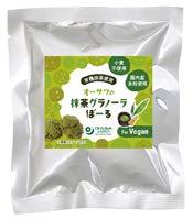 オーサワジャパン オーサワの抹茶グラノーラぼーる 40g×4個