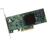 LSIロジック LSI00406 / MegaRAID PCIEx8(3.0) SATA/SAS12Gb/s 内部4ポートRAIDカード(ケーブル付) MegaRAID SAS 9341‐4i KIT