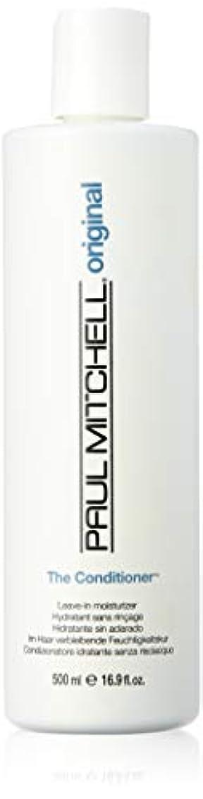 ゲインセイ大脳十一ポール ミッチェル The Conditioner (Original Leave-In - Balances Moisture) 500ml/16.9oz並行輸入品