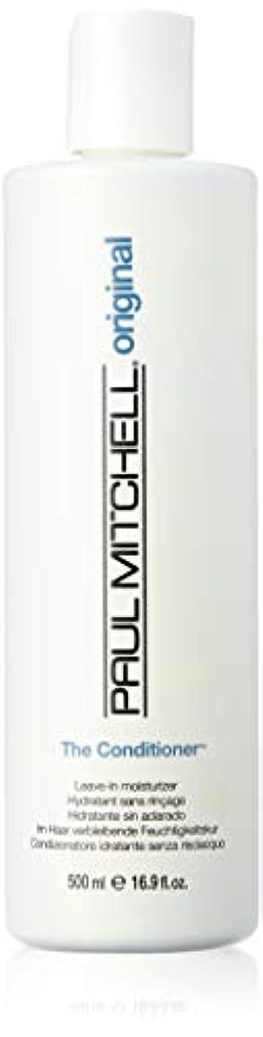 ロゴ現れるリムポール ミッチェル The Conditioner (Original Leave-In - Balances Moisture) 500ml/16.9oz並行輸入品