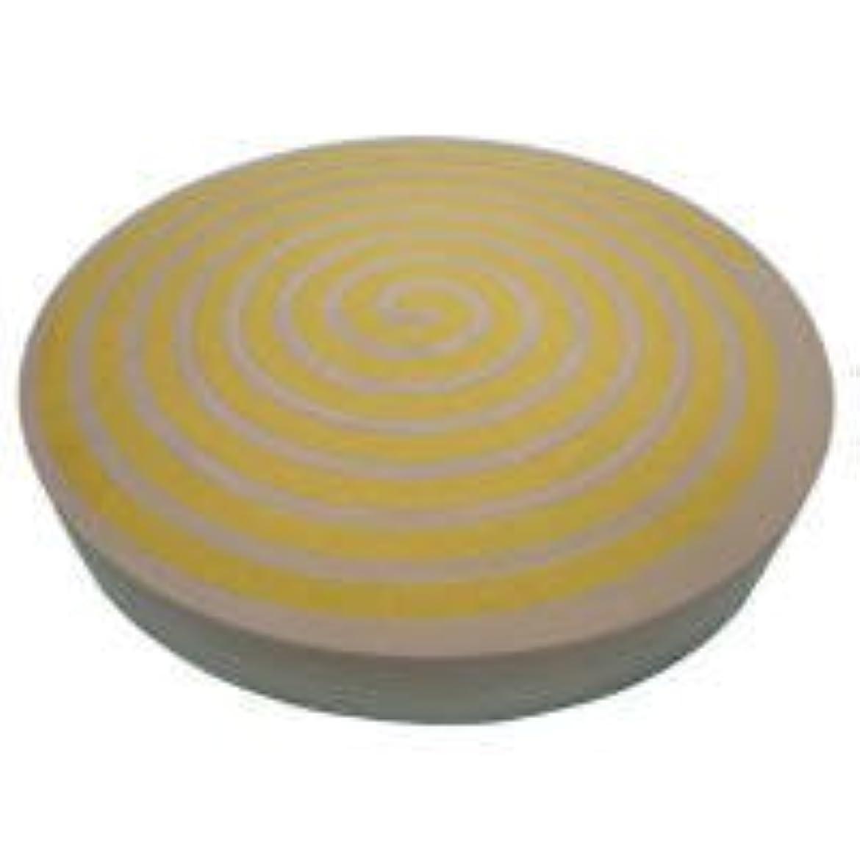 に慣れ月面意識的Azenta Products 42706 ~ 6 Hour Spiral ~ 6 Hour Powder Incense Stone Burner by Azenta