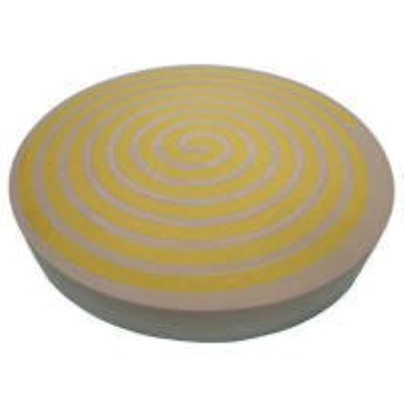 記憶に残る勇敢なピンポイントAzenta Products 42706 ~ 6 Hour Spiral ~ 6 Hour Powder Incense Stone Burner by Azenta