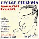 Gershwin Memorial Concert