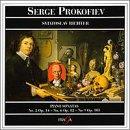 Prokofiev;Piano Sonatas