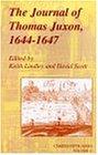 The Journal of Thomas Juxon, 1644–1647 (Camden Fifth Series)
