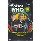 Doctor Who Extraterrestrial Encounters Trading Card Hobby Box by Topps