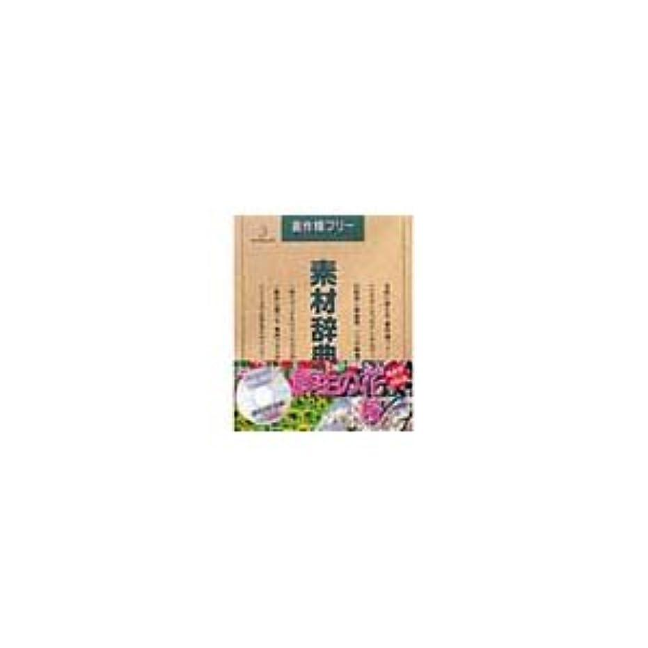 隠された敬意を表して宙返り写真素材 素材辞典Vol.20 群生の花 桜 ds-67968