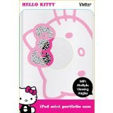Hello Kitty iPad miniポートフォリオケース–小売パッケージ–ブラック