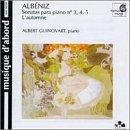 Piano Sonatas 3-5 / L'Automne