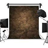 ケイト・手描きモスリン背景写真スタジオポートレート写真抽象テクスチャバックドロップ 6.5x6.5ft GGWZJ-J04303