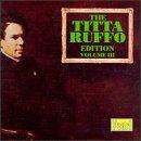 Titta Ruffo Edition Vol.3
