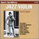 Jazz Violin 1926-1942