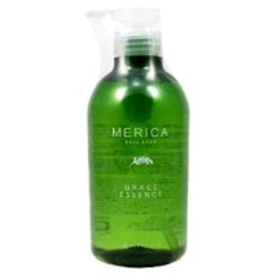 質素な香りコンチネンタルメリカ スキンソープ 500ml/敏感肌用 低刺激性ボディソープ