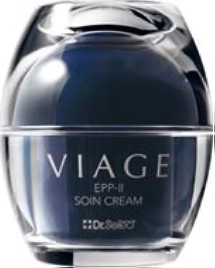 カップル中性薬ドクターセレクト VIAGE EPP-Ⅱ(ヴィアージュ) ソワンクリーム 30g(複合エイジングケアクリーム)