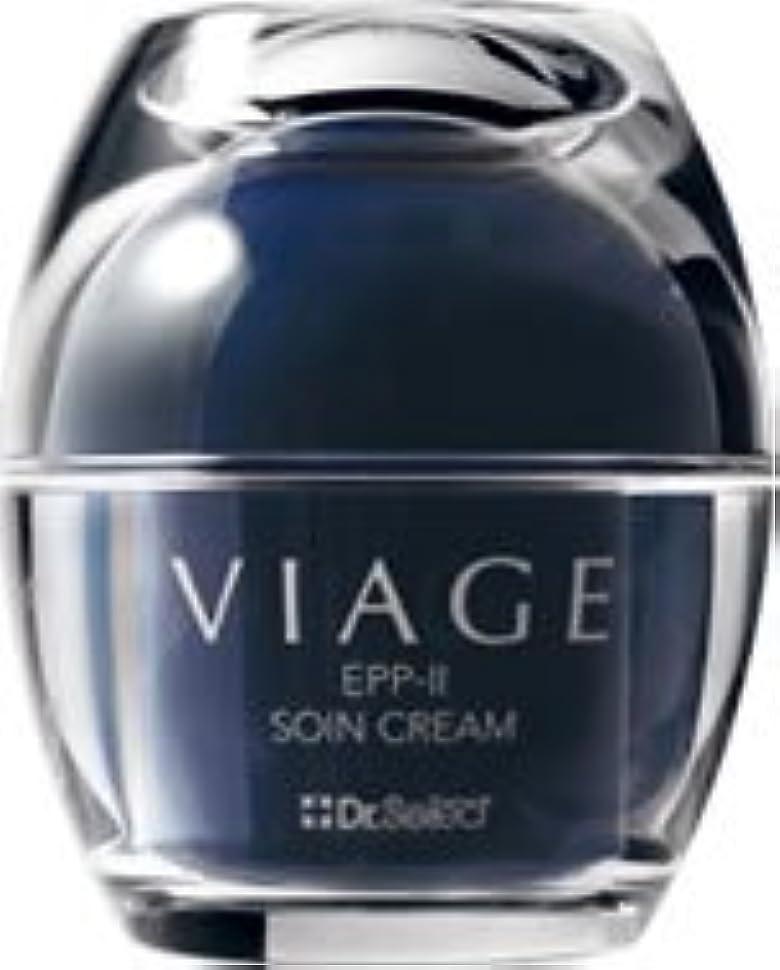 達成動機付けるバクテリアドクターセレクト VIAGE EPP-Ⅱ(ヴィアージュ) ソワンクリーム 30g(複合エイジングケアクリーム)