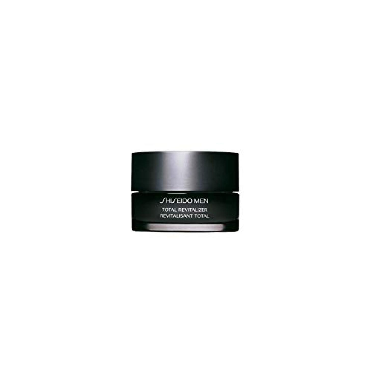 [Shiseido ] 資生堂は、総滋養強壮(50Ml)にメンズ - Shiseido Mens Total Revitalizer (50ml) [並行輸入品]