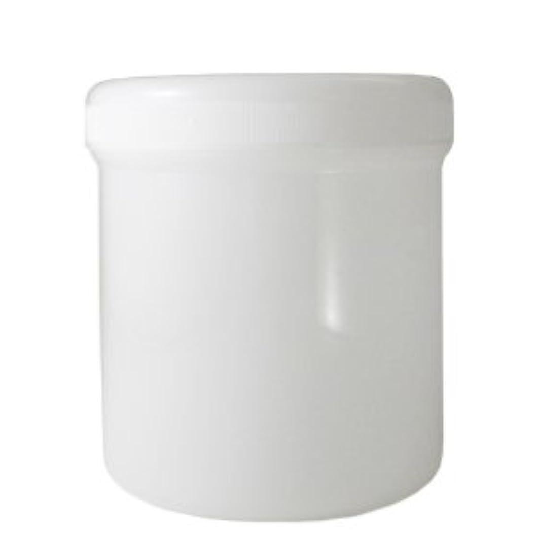 材料守るずるいナンコー容器 (クリームジャー) 550ml 【手作り化粧品】