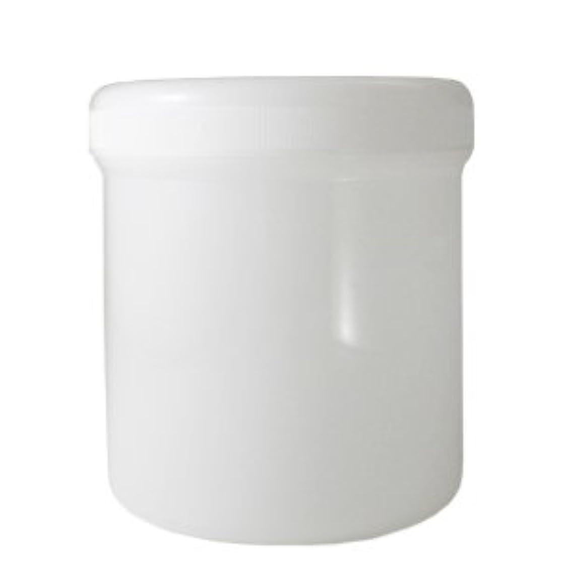 民間抗生物質カレッジナンコー容器 (クリームジャー) 550ml 【手作り化粧品】