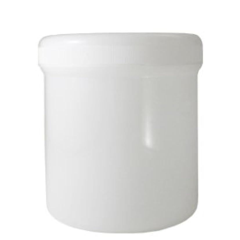合金袋バラ色ナンコー容器 (クリームジャー) 550ml 【手作り化粧品】