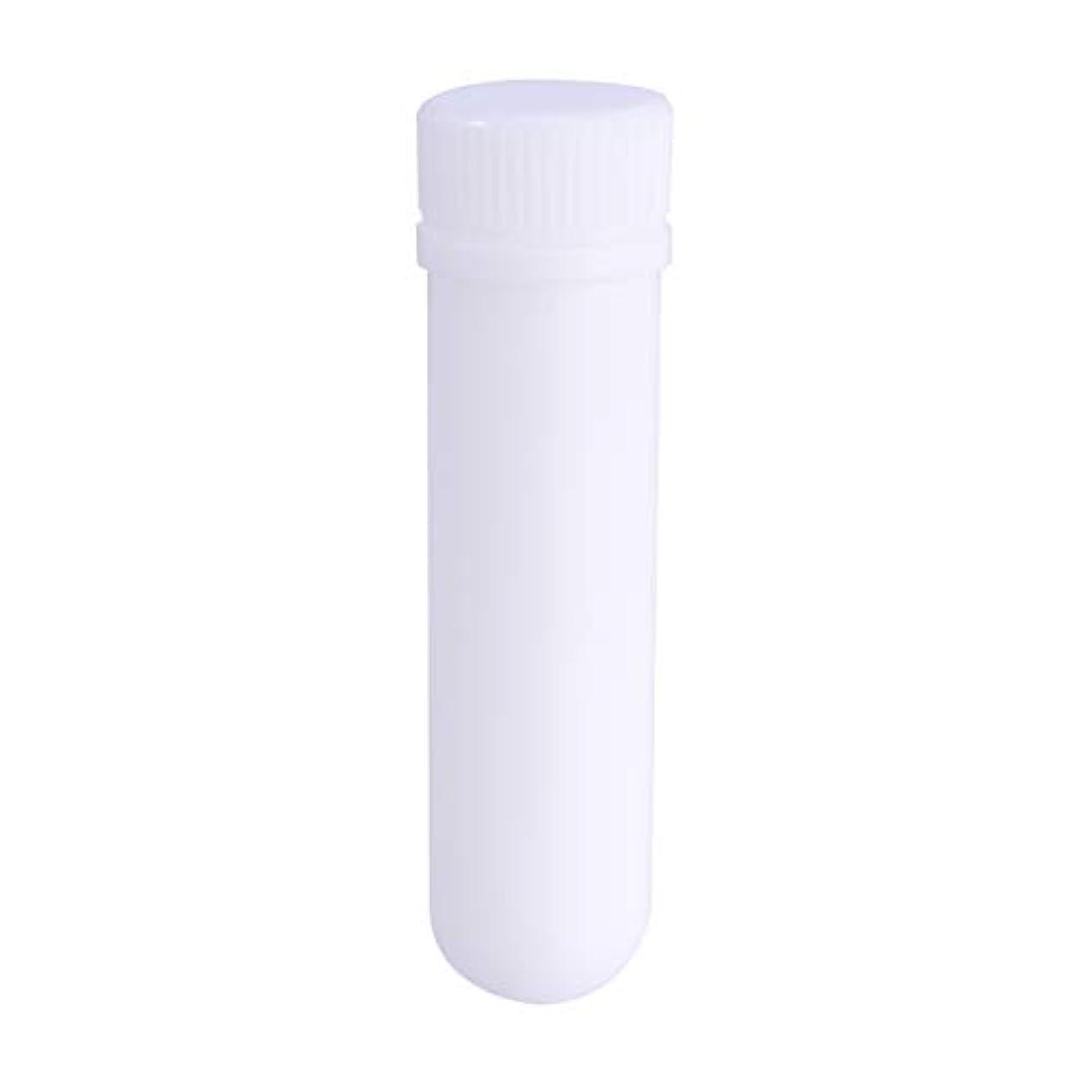 効果的ビーチ意見SUPVOX 12本エッセンシャルオイル吸入器チューブ詰め替え式鼻吸入器空のチューブ12本入り綿棒