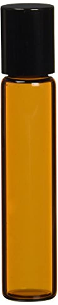 欲望過敏な解明茶色遮光ガラスロールオンボトル7ml