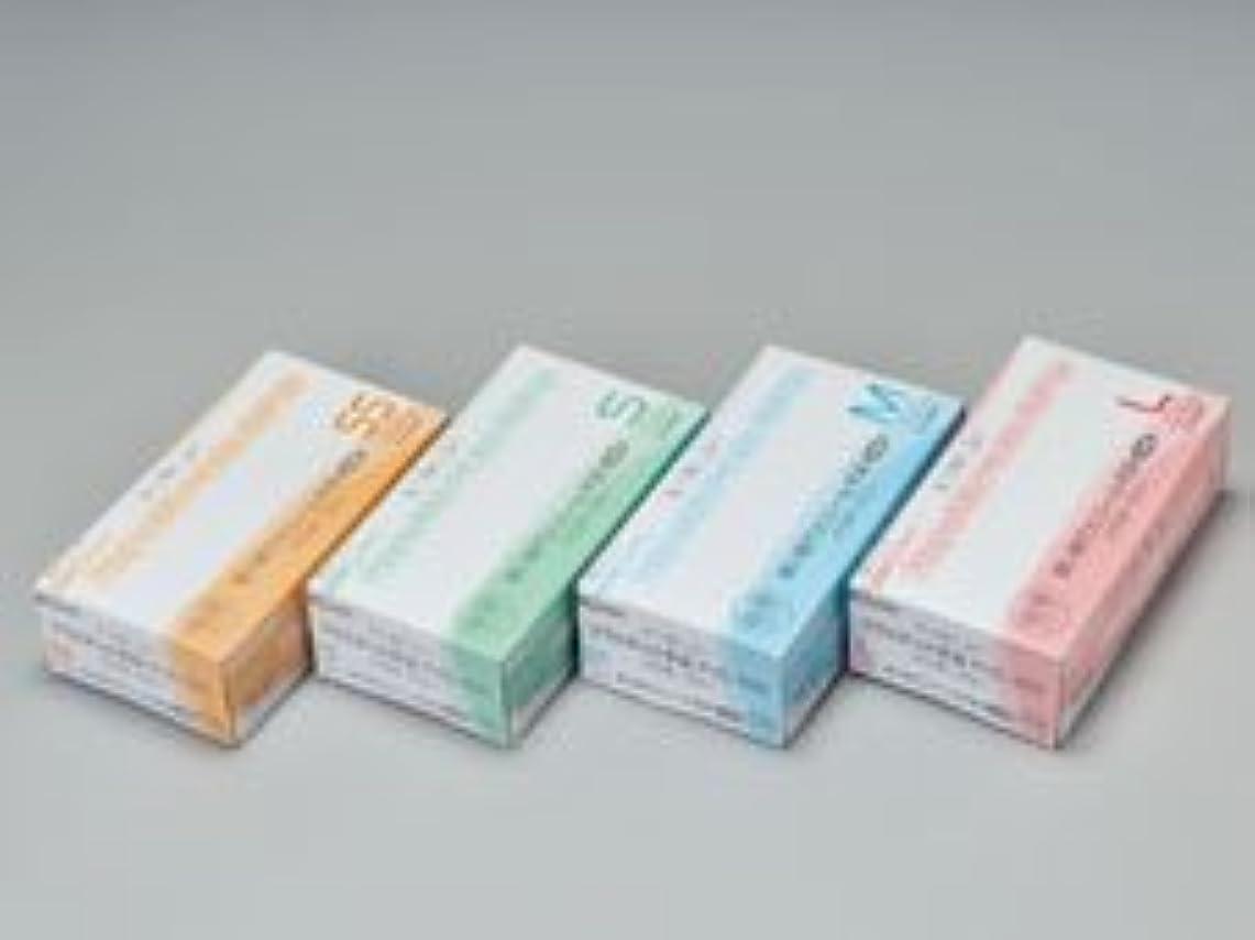 万歳安価な知っているに立ち寄るエクセレントプラスチック手袋PVC-100 パウダーフリー M (100枚入)