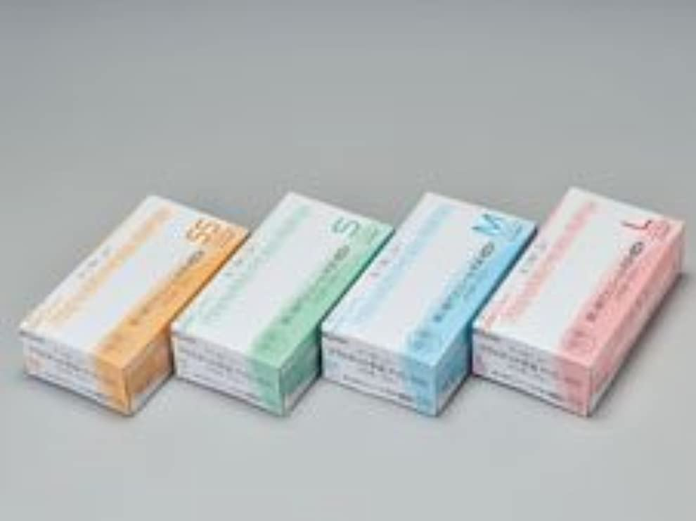 目を覚ますグレートオーク反論エクセレントプラスチック手袋PVC-100 パウダーフリー L (100枚入)