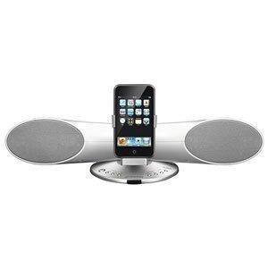 JVC XS-SR3-W iPod対応スピーカーシステム ホワイト