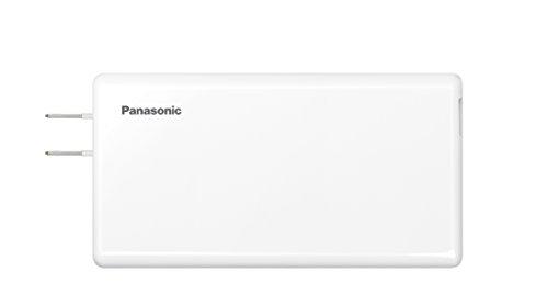 パナソニック モバイルバッテリー搭載AC急速充電器 3,760mAh ホワイト QE-AL202-W