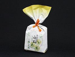 【京都・丸久小山園】水晶茶飴 白梅 70g袋入り
